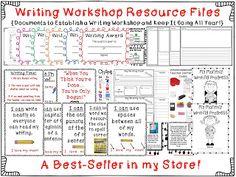 Writing Workshop Folders