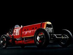 1924 Fiat SB4 Eldridge ds corrida retro corrida papel de parede de fundo