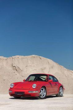 1991 Porsche 964 Carrera RS