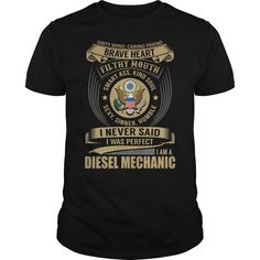 Diesel Mechanic - Job Title Special