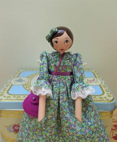 Doll Divine, Little Darlings, Attic, Art Dolls, Vintage Inspired, Liberty, Disney Princess, Disney Characters, Artwork