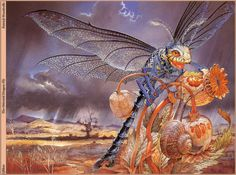 Patrick Woodroffe. (b. 1940 Halifax, West Yorkshire, died 10 May 2014)