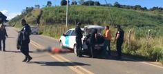 Suspeitos de assalto a banco são mortos após perseguição e tiroteio