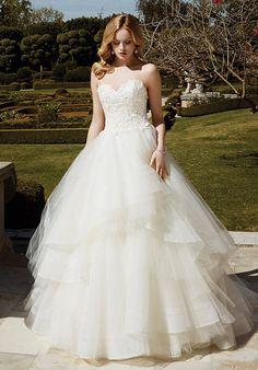Blue by Enzoani Ibanda Wedding Dress photo