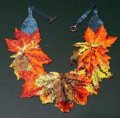 Autumn Leaves By Christy Nicholas  of Green Dragon9
