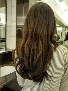 Corte de cabelo by Paule Shiroma (Fountain hair beauty shop) São José dos Pinhais PR