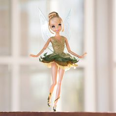 Disney Store Limited Edition Tinkerbell Doll