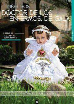 Pin De Juanita Carrizales En Nino Dios Trajes De Nino Dios Ninos De Dios Nino Dios Vestido