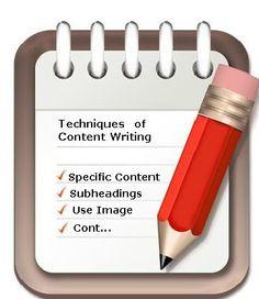 Leadership Techniques of Content Writing  http://easyarticlescom.blogspot.com/2013/05/leadership-techniques-of-content-writing.html