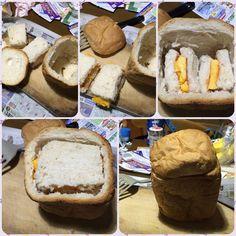 1斤サンドイッチ  卵焼きサンド