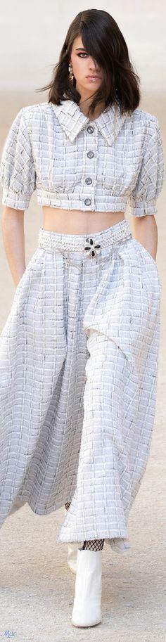 Chanel Resort, Chanel Cruise, Coco Chanel, Runway Fashion, Fashion Show, Fashion Design, Saab, Lesage, Haute Couture Fashion