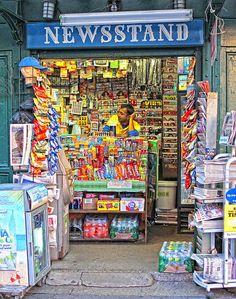 New York News Stand