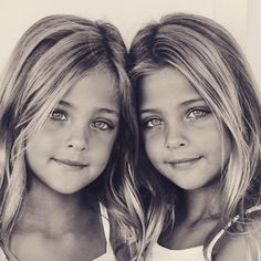 Identical twins Leah Rose and Ava Marie were born in California on July 7, 2010. It wasn't long before their mom, Jaqi, was inundated with comments about the girls' natural beauty. Jaqi originally signed the girls to a modeling agency when they were 6 months old, but she ultimately decided it wasn't the right time....
