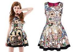 Resultado de imagen para como aplicar encaje recortado en vestidos de fiesta