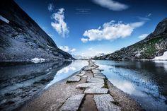 Le lac des vaches (Fabien Dal Vecchio)