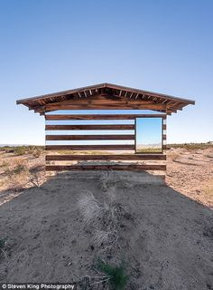 Lucid Stead - Phillip K Smith  Joshua Tree