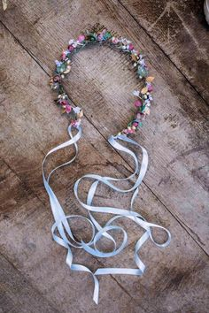 Handmade with love in Vienna. Flower Crown, Beaded Necklace, Handmade, Collection, Jewelry, Dresses, Flower Headdress, Beaded Collar, Floral Wreath