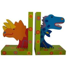 Dino bookends. :)