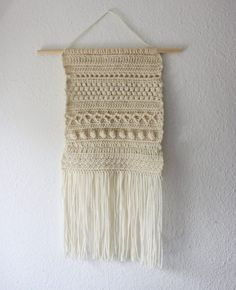 wall hanging by kath webber