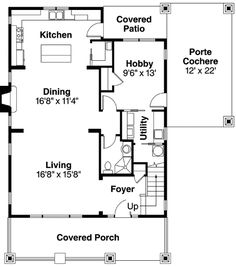 Blend of Charm and Function - 72659DA   Cottage, Craftsman, Narrow Lot, 2nd Floor Master Suite, Butler Walk-in Pantry, CAD Available, Den-Office-Library-Study, PDF   Architectural Designs