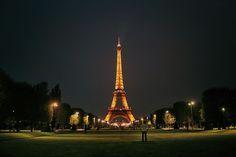 Torre Eiffel é um dos pontos turísticos mais visitados do mundo (Foto: Juanedc/Wikimedia)