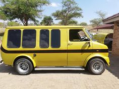 Bedford Blitz, Bedford Van, Chevy Van, Cool Vans, Van For Sale, Custom Vans, Ambulance, Camper Van, Ranger