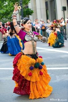 With My Bell'd Boots: Finding Belly Dance Inspiration. (Kae with Fat Chance Belly Dance)