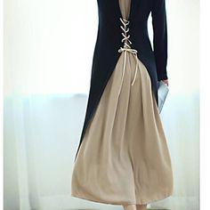 trsl damemode nyeste strand lang kjole – DKK kr. 136