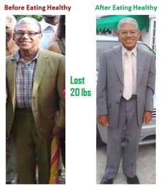 I made the following changes to my daily lifestyle and at my doctor's appointment I was astonished that I had lost 20 pounds.  Eating more fruit in particular mangoes, ripe bananas, avocados and papaya. Eating more vegetables in particular cucumbers, tomatoes, lettuce, carrots and chochos. Eating more sweet potatoes, breadfruit, fish, chicken and nuts. Eating smaller portions for all meals throughout the day. Drinking more water and fruit juices without added sugar with an objective of 4…