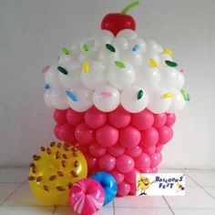Balloons Fest | doces