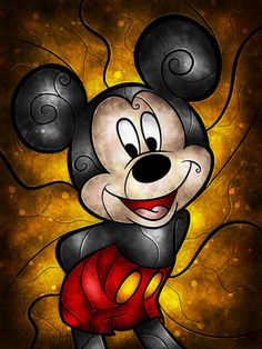 ***Looking for the artist so they get credit.. anyone know?*** Mickey