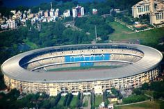 Salt Lake Stadium  Calcuta, India  120.000 espectadores