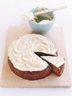Donna Hay - best carrot cake recipe ever.