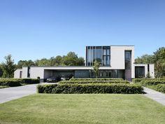 Maas Architecten » woonhuis laren