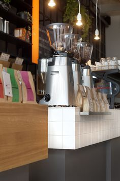 Mosa. RF0519 - Coffeecompany Chain Amsterdam, NL