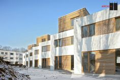 Stylish, Sustainable St-Agatha-Berchem Housing Complex Exceeds Energy Code in Belgium | Inhabitat - Sustainable Design Innovation, Eco Architecture, Green Building
