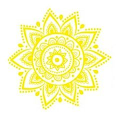Yellow | Clarity: This sunny color promotes clarity and instinct. It's the color you want when you just need to trust your gut—that's where this chakra is located. Appropriately enough, this chakra is