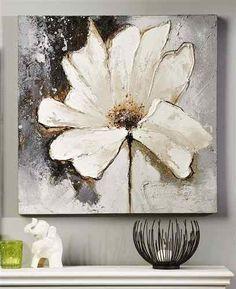 cuadros flores modernos 100 x 100 cm - envio gratis !!!!