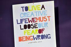 Creative life © Thessa van Helden - 2012 - All rights reserved