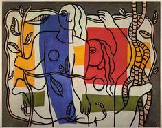 See Saw: ARTIST: Fernand Leger