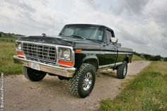 1978 Ford F250 I love this truck!