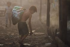 Nearly a quarter of all deaths around the world are caused by living and working in toxic and polluted environments, and the worst affected are children, the poor, and the elderly, a new report (pdf) released on Tuesday by the World Health Organization (WHO) has found.