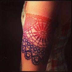 i like the colour flow..tattoo,mandala