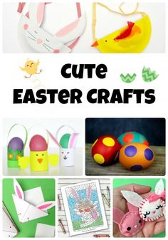 9 Cute Easter Crafts