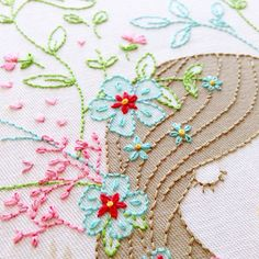 66 Best Embroidery Images Embroidery Patterns Embroidery