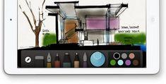 Aplicación para hacer dibujos arquitectos