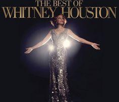 whitney houston album covers | The Best of Whitney Houston Album Cover