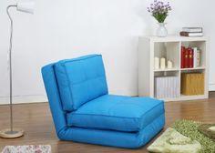 Schlafsessel Jugendsessel Gästebett Kunstleder verschiedene Farben (hellblau) ArtDeko http://www.amazon.de/dp/B00BBZPFM6/ref=cm_sw_r_pi_dp_rJc1vb15EBRRE
