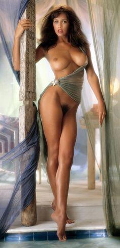 Wife backyard naked