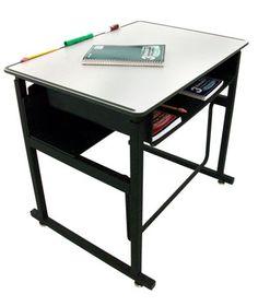 Grade 1 students benefit from standup desks teacher says